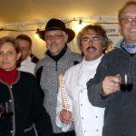 Weihnachsmart mit Rolf Sauer. Glühwein und Gebäck!