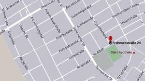 Google Maps Anfahrt Bischofsheim