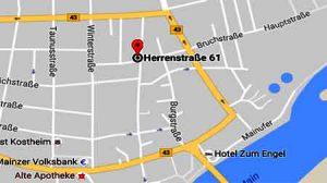 Google Maps Anfahrt Kostheim