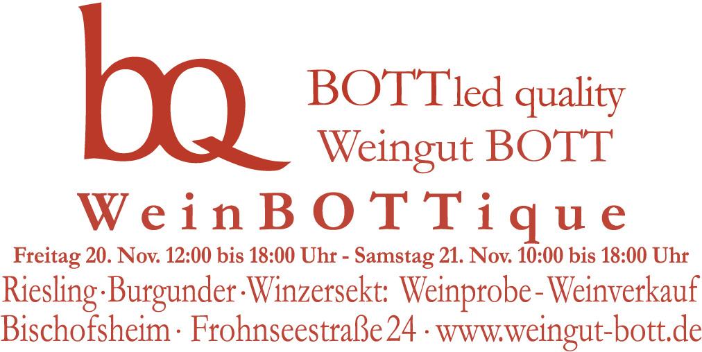Weinbottique
